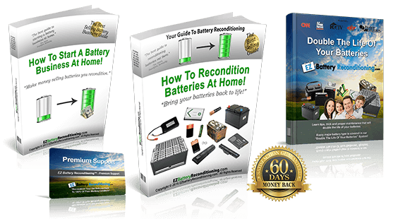 New Battery Reconditioning Course! Vsl Conversions 9.7% & Epc $2.1!